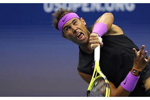 纳达尔三盘完胜米尔曼 强势晋级美网男单第二轮