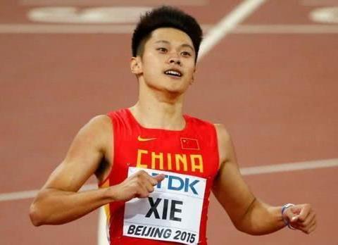 谢震业亚洲第一飞人,10秒04摘银创纪录,剑指多哈世锦赛