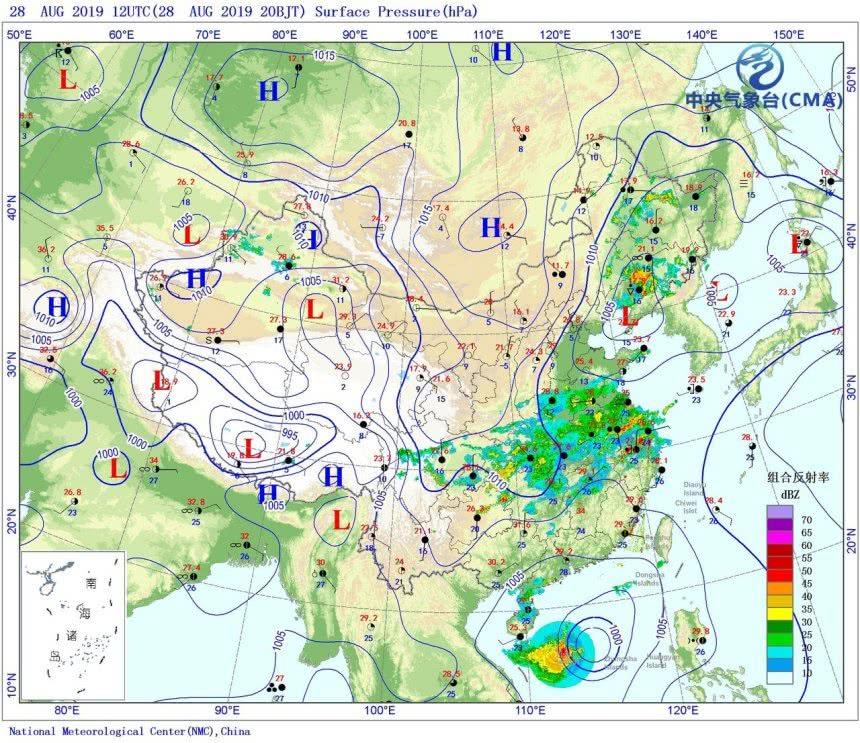 气候异常?12号台风走偏路!30日或再登陆,新台风或影响广东