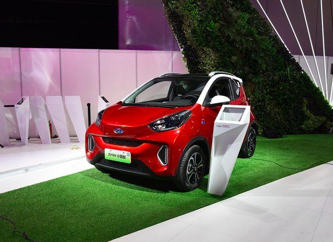 一次上市两款新车,奇瑞新能源发力『后补贴时代』丨车壹条