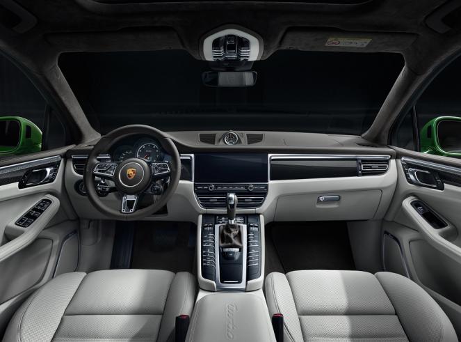 4.3秒破百,新款Macan Turbo预售92.50万