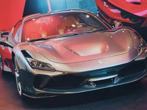 新世代马王!20年来最好的V8法拉利