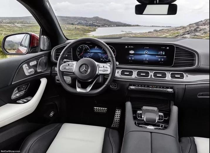 猛汉扮可爱,新款奔驰GLE Coupe可不是你想的那么简单