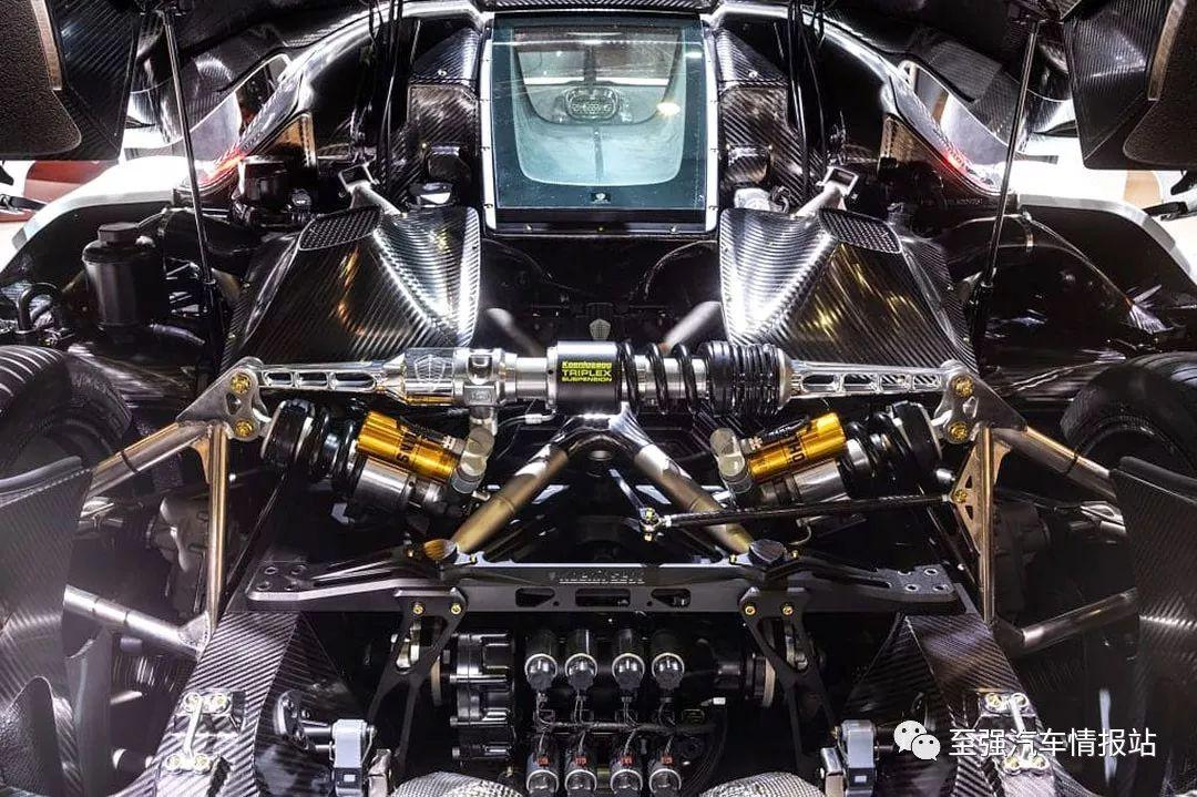 纯电力驱动的布加迪 & 突破500km/h的科尼赛克