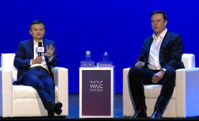 马斯克激动对话马云:上海首款国产Model 3推出了