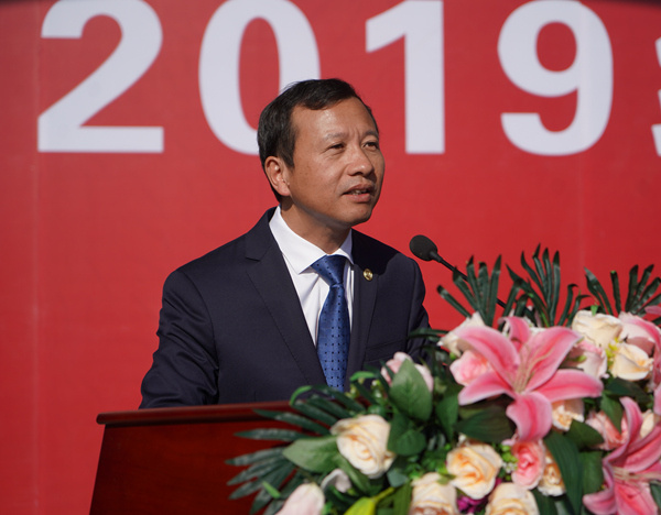 北京第二外国语学院校长计金标:不忘初心,读书报国