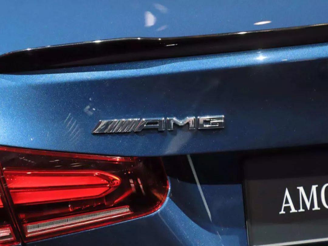4.9秒破百,第一台国产奔驰AMG要来了!