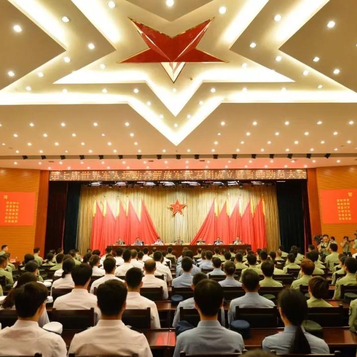 553人,中国人民解放军体育代表团来了!(附超燃视频)