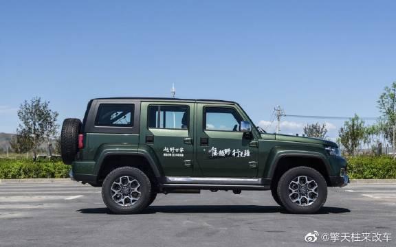 视频:北京BJ40这款越野车到底怎么样,国产车真的这么不堪吗