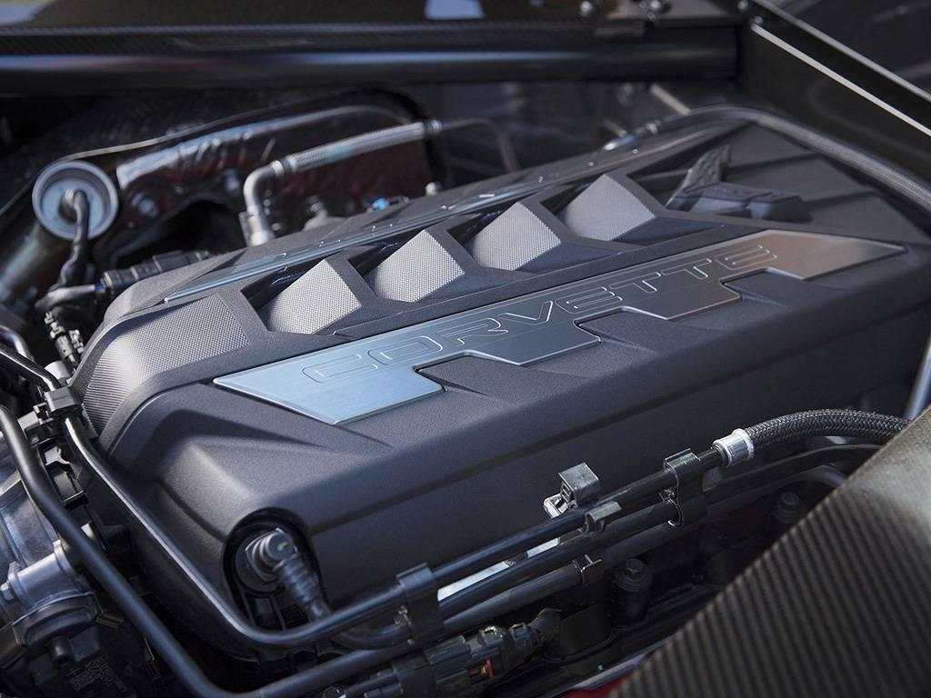 科尔维特C8 Z06或将于2021年推出,动力大幅提升