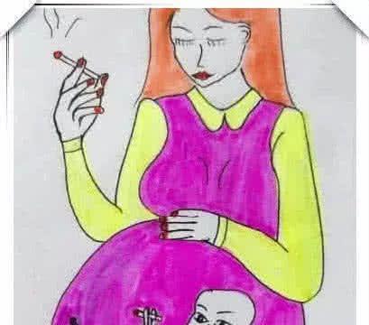 """赤裸裸人性图:吸烟的孕妇,""""潜规则""""的社会,越努力越幸运"""