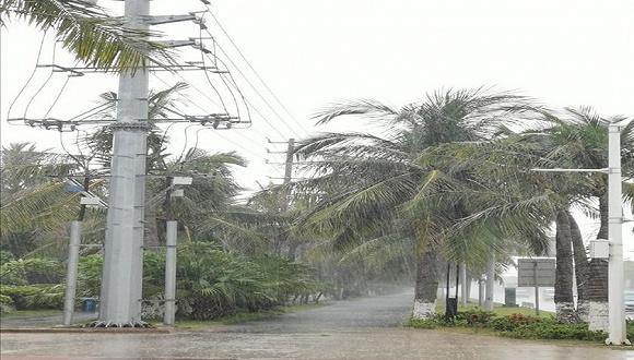 雨雨雨,热带低压将生成趋向海南并在近海回旋