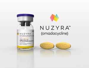 新型四环素类抗生素!Nuzyra治疗急性细菌皮肤感染疗效媲美利奈唑胺,再鼎医药引入中国开发