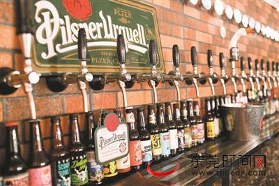 世界杯东莞篮丨啤酒+球赛绝配!这些啤酒你喝过没?
