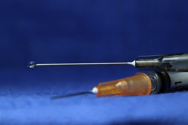 男孩的HPV疫苗接种率持续增加