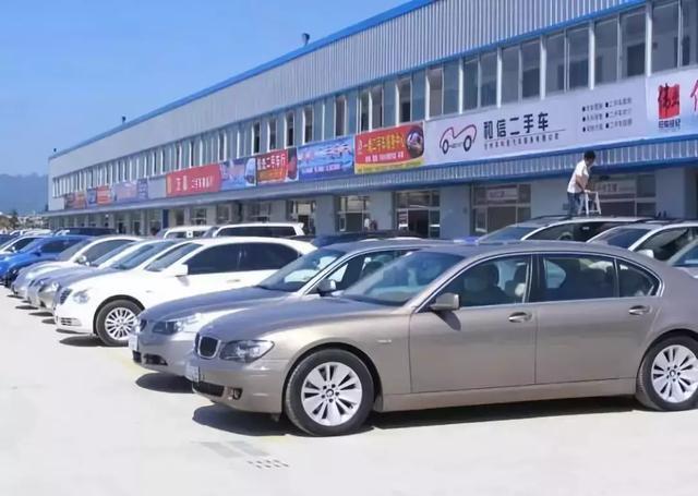 保值率对二手车影响有多大?五年老销售道出了真相
