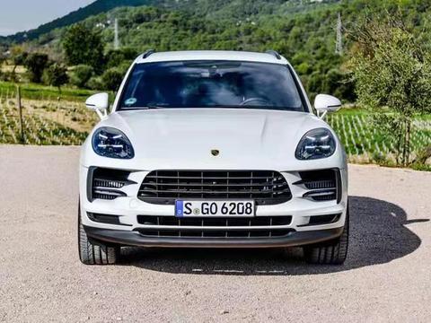 搭载2.9T双涡轮增压V6发动机,新款保时捷Macan Turbo发布
