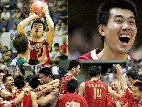 中国男篮历史五大后卫,孙悦上榜,胡雪峰仅列第二!