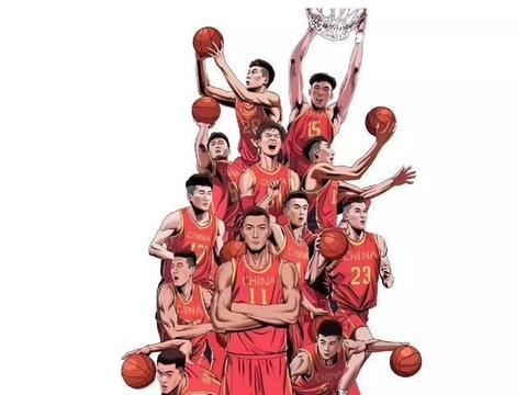 这也是篮球!周鹏有赵睿,丁彦雨航有翟晓川,郭艾伦有李易峰