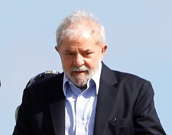 巴西前总统卢推 视觉中国 材料图