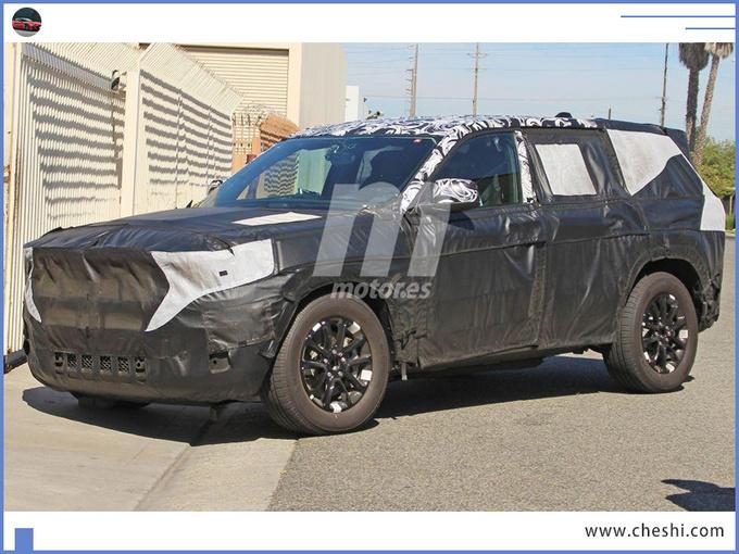 这SUV敢与奔驰大G抗衡!年底见实车,想买GLE/X5再考虑考虑吧