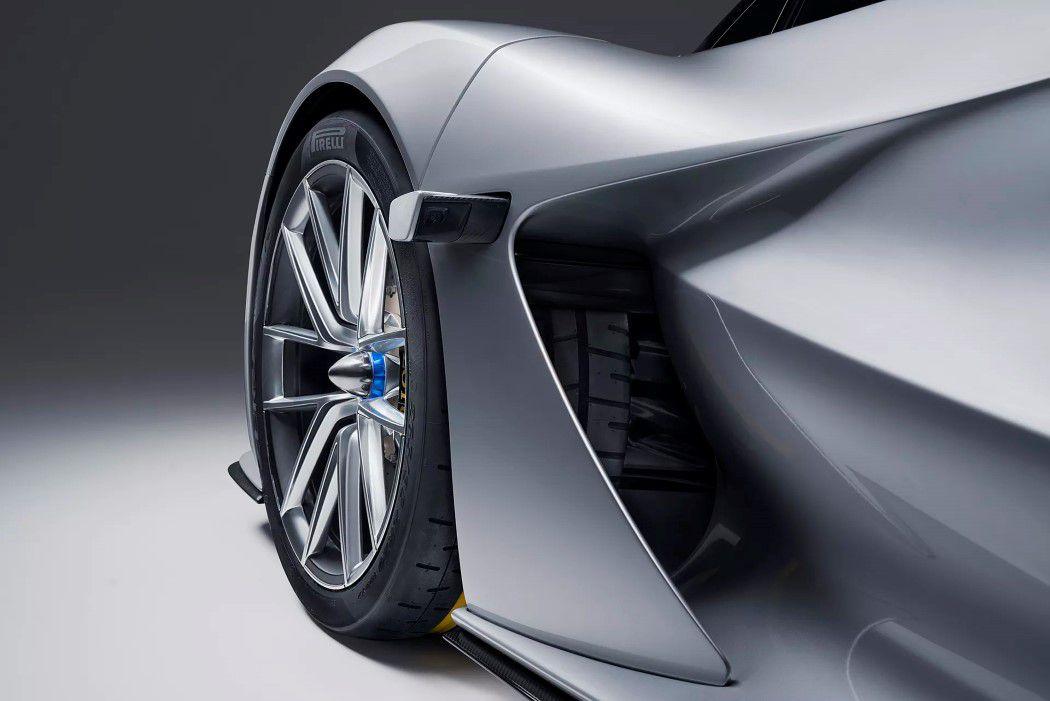 莲花打造电动超跑Evija,每台1300万,性能超级强悍