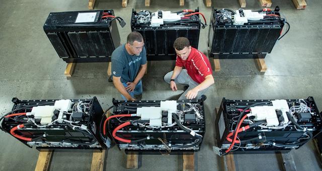 康明斯合作加州大学圣迭戈分校 再利用电动汽车电池