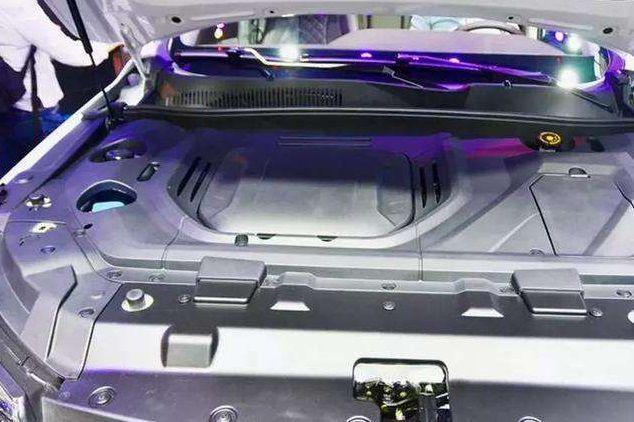 这款国产紧凑型suv,车长4696mm配1.6t,最大马力200ps