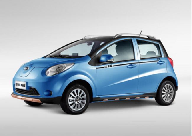 江淮同时上市了几款新能源汽车,哪款是你的菜