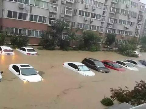 南方暴雨,为什么车被水泡后,老司机通常都不会把车开走?