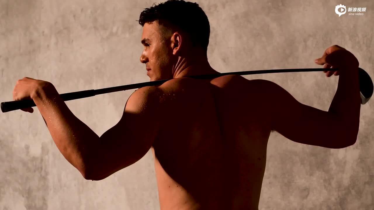 视频-科普卡为ESPN拍摄裸体写真的幕后故事