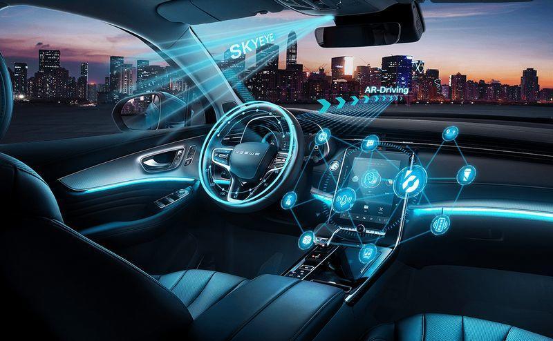 上汽荣威RX5 MAX上市 售价11.88-18.98万元