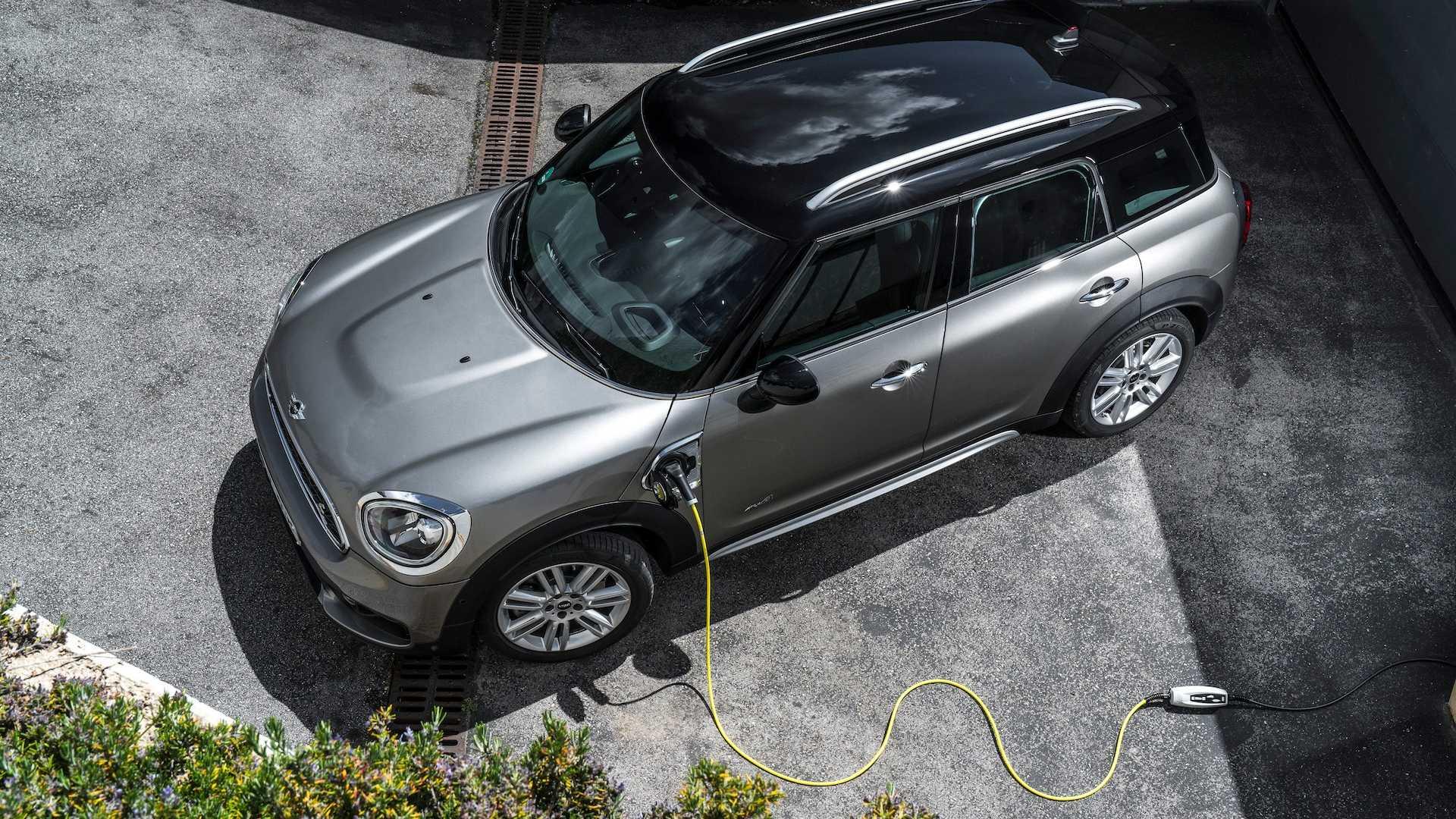 电池容量提升 2020款Mini Countryman插混版将亮相法兰克福车展