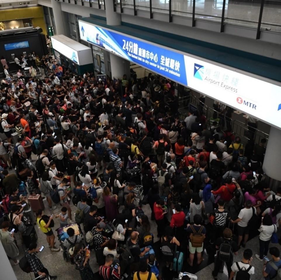 港府:机场禁制令失效,将采取其他方法