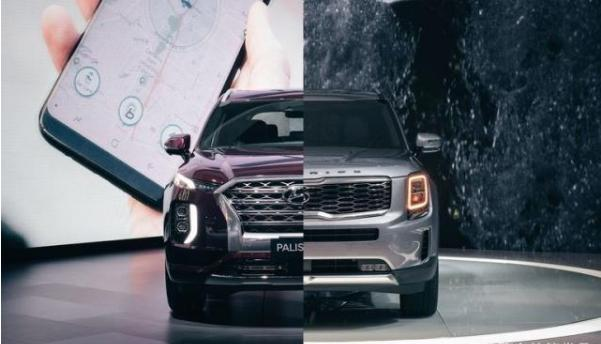 全新旗舰中大型SUV现代Palisade起亚Telluride或将引入国内市场