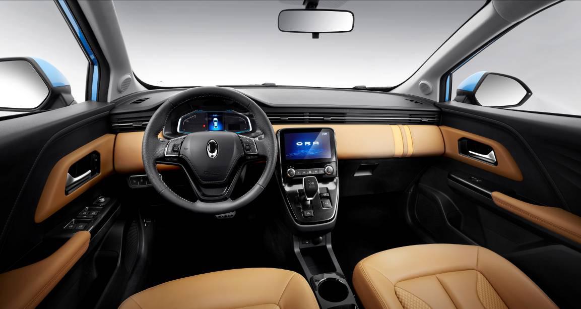欧拉推出新增车型 补贴后售12.48万