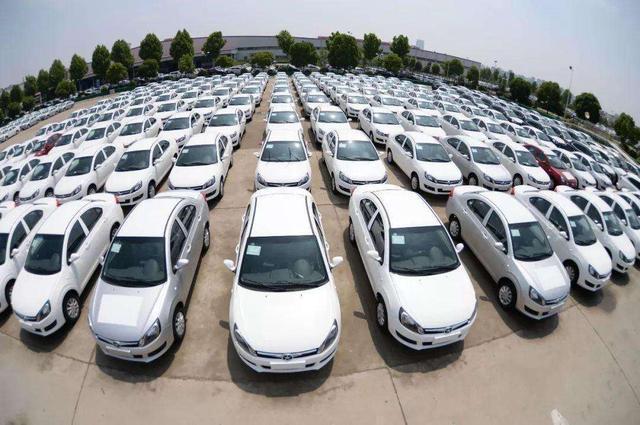 中国车企的至暗半年:合资利润分成被亏损吞噬,最多亏损22.4亿