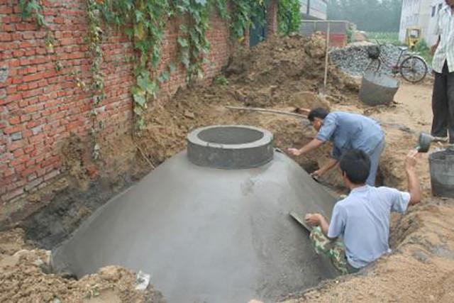 保有量位居全国第一!四川户用沼气池达600余万口