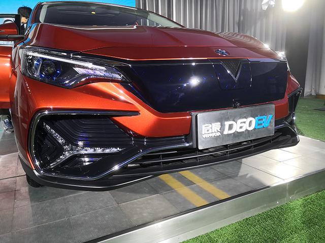 百公里电耗仅为12.89kWh,这款纯电合资家轿只要13.78万元