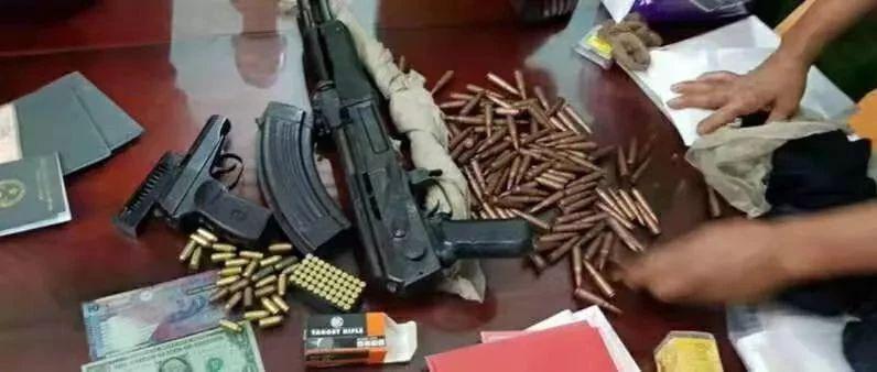 中越警方联合摧毁武装贩毒团伙 缴获大量毒品海洛因