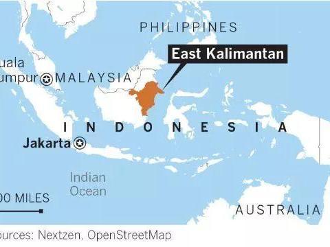 2340亿!印尼花费大代价迁都,超大城市病,难治!