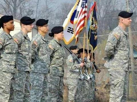 核心利益被触犯,韩国做出大胆决定,将要赶走驻韩美军