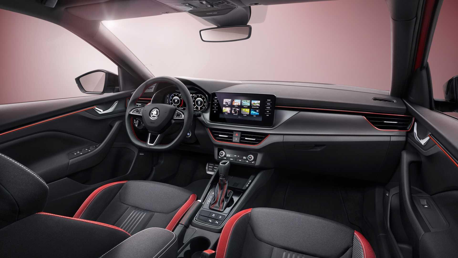 预计四季度开售 斯柯达Monte Carlo特别版将亮相法兰克福车展