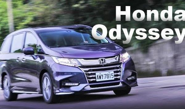 视频:汽车视频:安全升级 小改款本田奥德赛