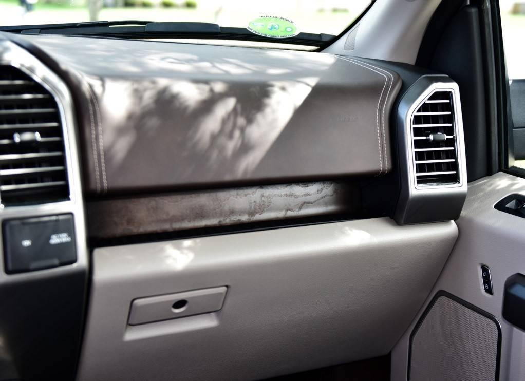 专注豪华感,福特F-150 LTD实车抵达展馆,将于成都车展发布