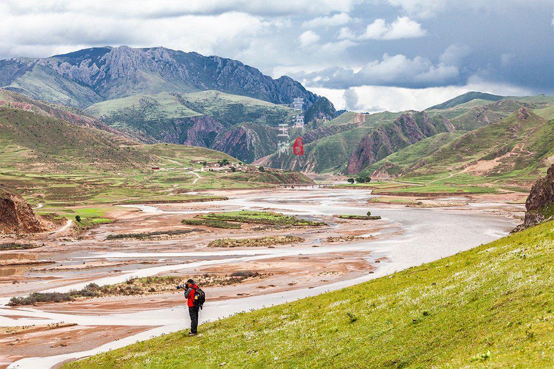 东南亚第一长河的源头竟然在青海