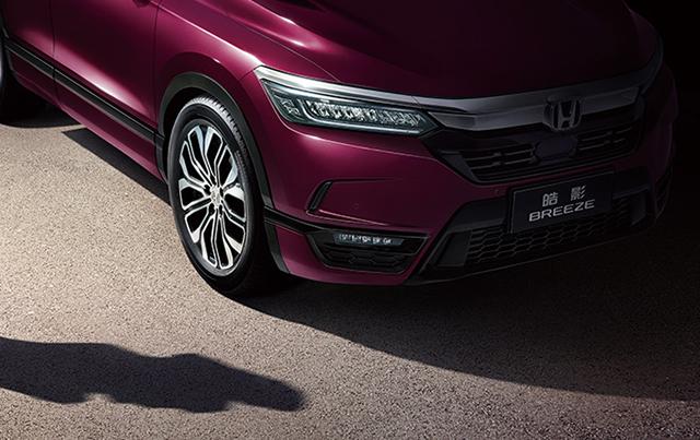 年轻化设计,广汽本田全新SUV皓影很值得期待