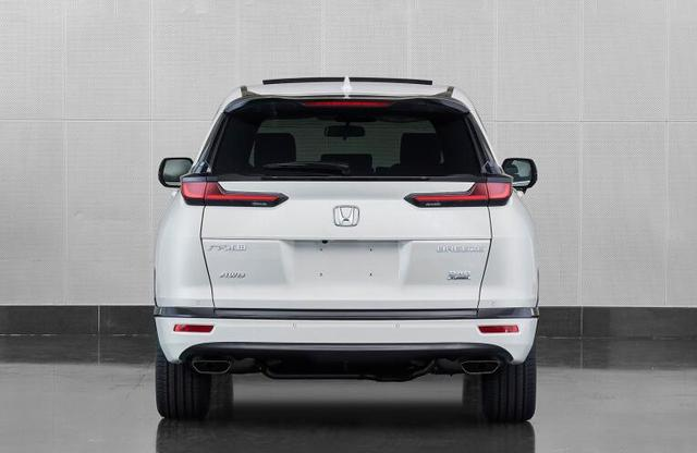 "SUV版的思域?本田CR-V的""双子车""公布 定位紧凑SUV目测要火"