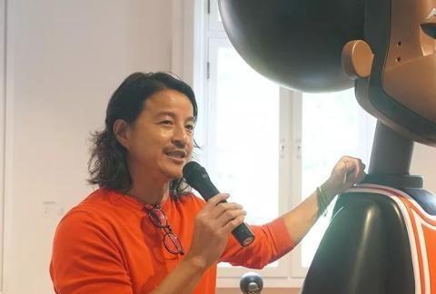 对话|刘建文Michael Lau:所有艺术品都是玩具