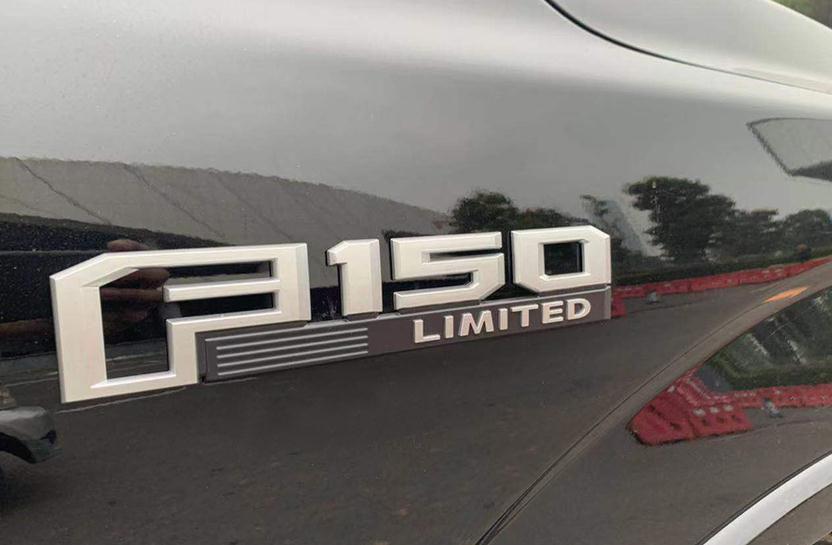 成都车展探馆:福特F-150 LTD版